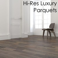 Luxury Hardwood Parquet Texture Pack