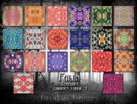 Falln Textures Japanese Chirimen Fabric 1
