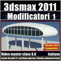 3dsmax 2011 Modificatori v.6.0 Subscription
