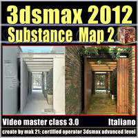 3dsmax 2012 Substance Map v.3.0 Italiano subscription