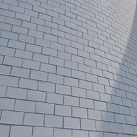 HQ Textures - Ewerk Bricks Whitegloss (with Vray shader and Max Scene)
