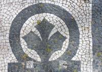 Mosaic Tile Sidewalk 06