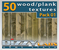 DLWOOD Plank Pack 01