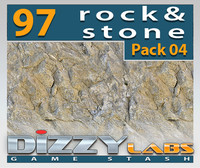 DLROCK Rock & Stones Pack 04