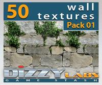 DLWLS Walls Pack 01