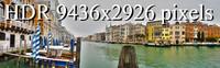 Venice 3d Texture hdr