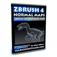 ZBrush 4 for Lightwave Users-Normal Maps