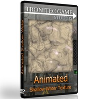Animated Shallow Water Texture 3