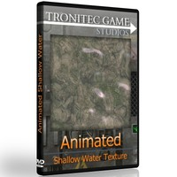 Animated Shallow Water Texture 5