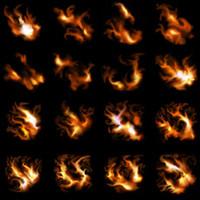 fire emitter sheet