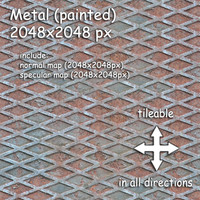 metal (10) - floor (industrial)