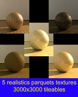 Pack parquets textures