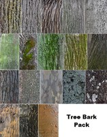 Tree Bark Pack