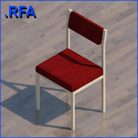 Revit chair 06