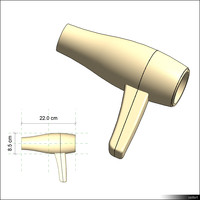 Hair Dryer 00351se