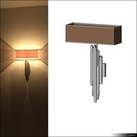 Lamp Wall 00542se