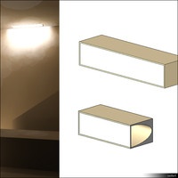 Lamp Recessed Wall Washer 01027se