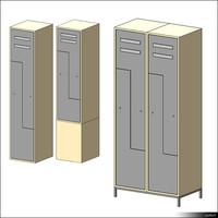Cabinet Locker 01106se
