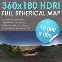 HDRI Spherical Map [P029a]