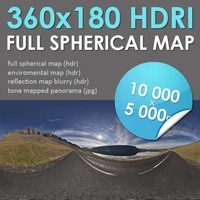 HDRI Spherical Map [P034a]