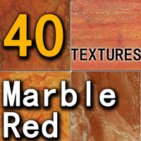 04 Marble Red