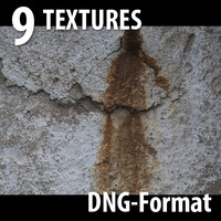 9 Textures (Copper, Floor, Marble, Metal, Paint, Rust, Wall, Sand)