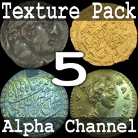Texture Pack - Ancient Coins_1