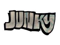 Junky Graffiti texture