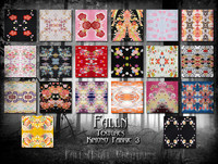 Falln Textures Kimono Fabric 3