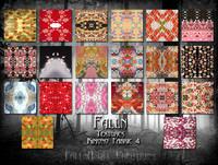 Falln Textures Kimono Fabric 4