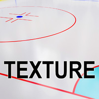 Hockey Field Texture