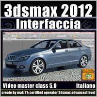 3dsmax 2012 interfaccia v.5.0  Subscription
