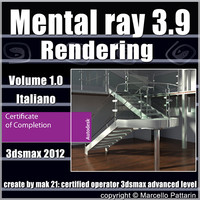Mental Ray 3.9 In 3dsmax 2012 Vol.1 Subscription