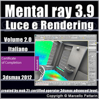 Mental Ray 3.9 In 3dsmax 2012 Vol.2 Subscription