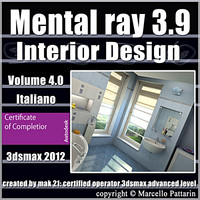 Mental Ray 3.9 In 3dsmax 2012 Vol.4 Subscription
