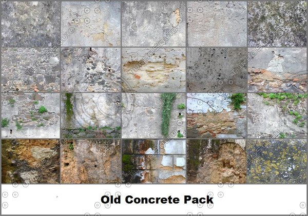 Old Concrete Pack.jpg