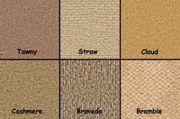 Seamless Carpet Set