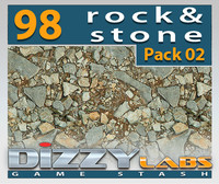 DLROCK Rock & Stones Pack 02
