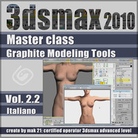 Video Master Class 3dsmax 2010 Volume 2.2 Italiano