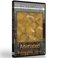 Animated Shallow Water Texture 2