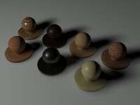 Seamless Wood Pack