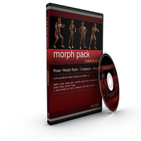 Xionics morph pack 1