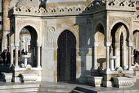 Mosque Building Texture