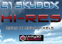 Skybox : Happy Skies