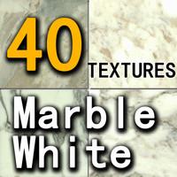 01 Marble White