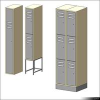 Cabinet Locker 01104se
