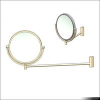 Makeup Mirror Wall Mount 01214se