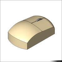 PC Mouse 01261se