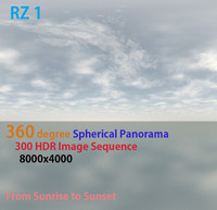 RZ1 300 HDR images /From sunrise to sunset/