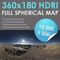 HDRI Spherical Map [P028a]
